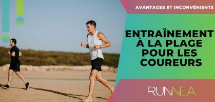 Entraînement à la plage pour les coureurs: avantages et inconvénients pour compléter votre plan individuel