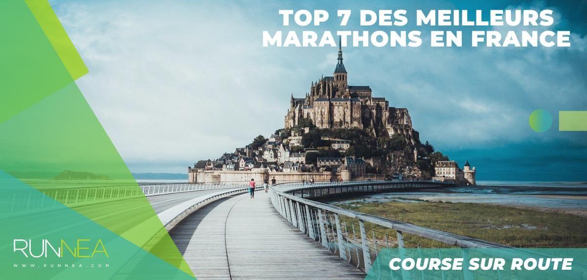 TOP 7 des meilleurs marathons en France