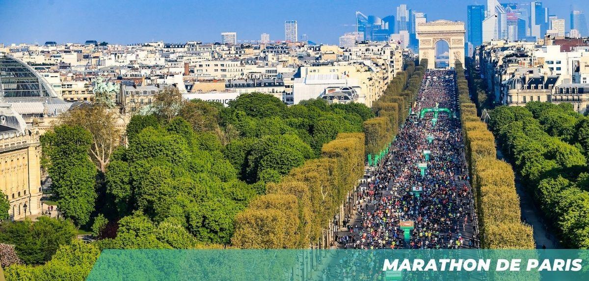 TOP 7 des meilleurs marathons en France - Marathon de Paris