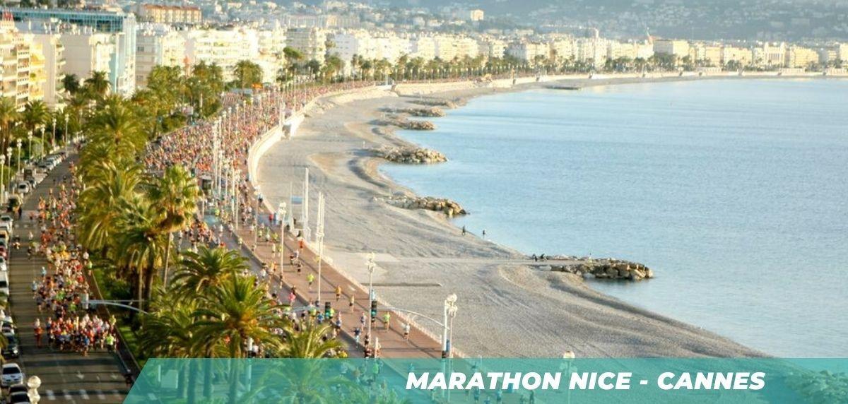 TOP 7 des meilleurs marathons en France - Marathon de Nice - Cannes