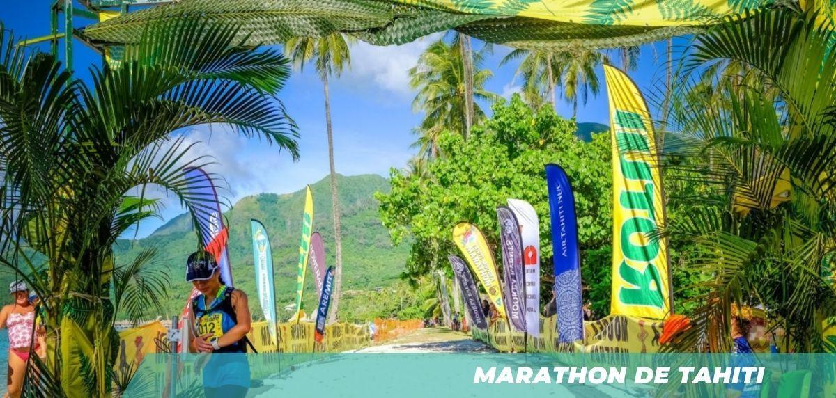 TOP 7 des meilleurs marathons en France - Marathon de Tahiti