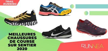 Les meilleures chaussures de trail running de 2020