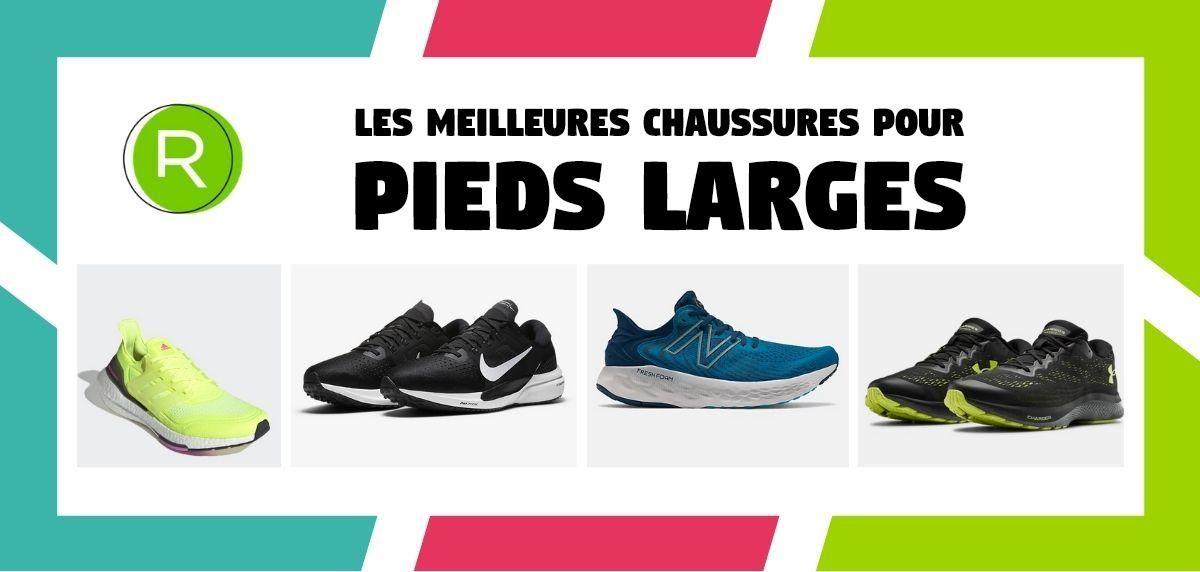 Liste des meilleures chaussures de running pour pieds larges