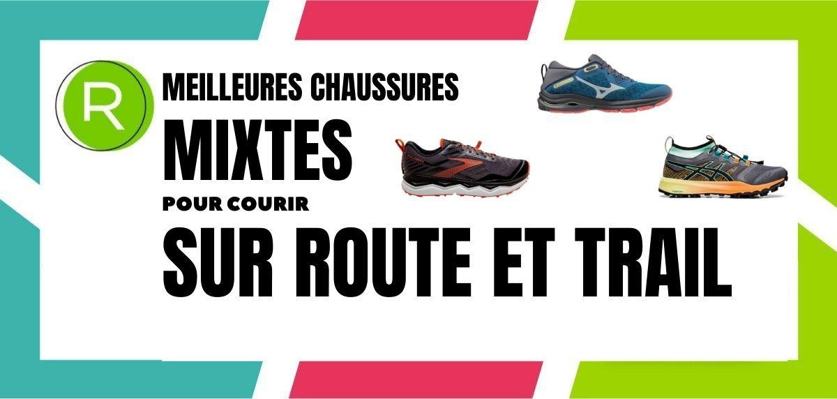 Les meilleures chaussures mixtes de route et de trail pour 2021