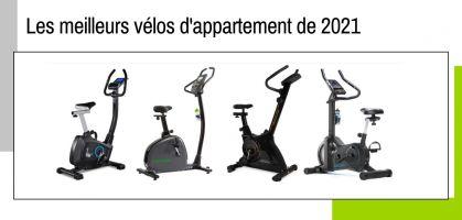 Les meilleurs vélos d'appartement de 2021