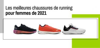 Meilleures chaussures de running pour femme 2021