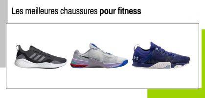 Les 10 meilleures chaussures fitness de 2021