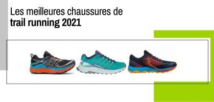 Meilleures chaussures de trail running de 2021