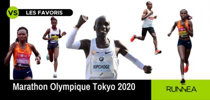 Favoris du marathon olympique de Tokyo 2020 : du beau monde chez les femmes et chez les hommes.
