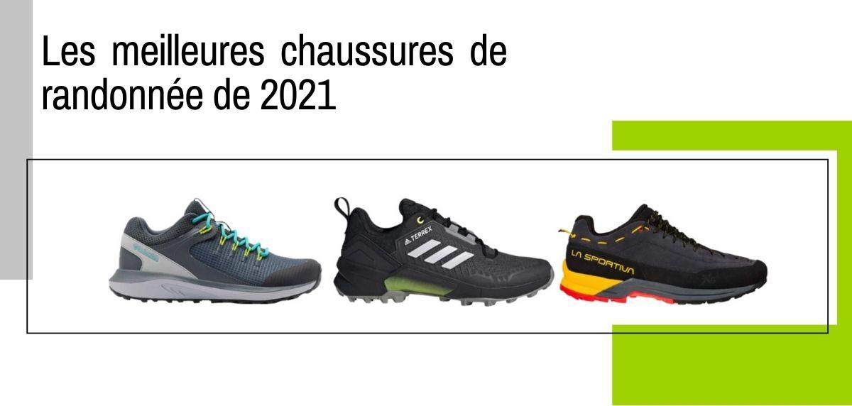 Les 11 meilleures chaussures de randonnée de 2021