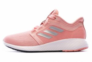 Chaussures running roses Adidas Edge Lux 3