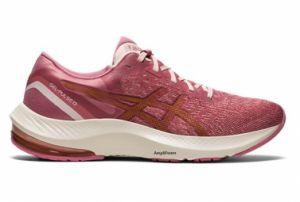 Chaussures de Running Femme Asics Gel Pulse 13 Rose / Blanc