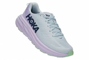 Chaussures de Running Femme Hoka One One Rincon3 Vert / Blanc